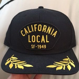 Goorin Bros California Local adjustable hat!
